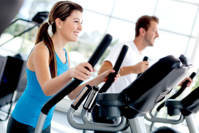 £119 for a Body Sculpture magnetic elliptical cross trainer with hand pulse from Wowcher Direct!