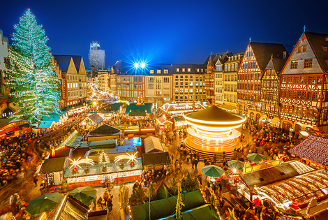 From £79pp (from Cheap Cost Holidays) for a two-night German Christmas market break including flights, from £109pp for a three-night break - save up to 52%
