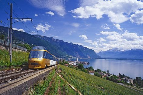 From £299pp (from Weekender Breaks) for a three-night scenic Switzerland tour with a trip on the Golden Pass panoramic train and flights, from £349pp for four nights