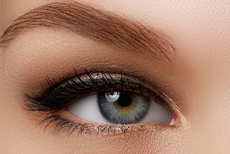 £79 for semi-permanent makeup on top or bottom eyeliner, £89 for eyebrows or £99 for top or bottom eyeliner with lash definer from Krisbeauty, Derby - save up to 65%