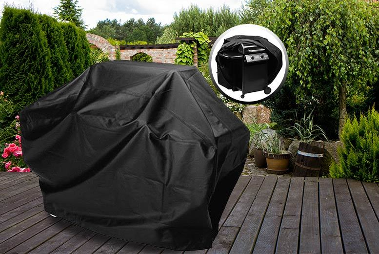 £9 instead of £24.99 (from DUK) for an extra large BBQ grill cover - save 64%