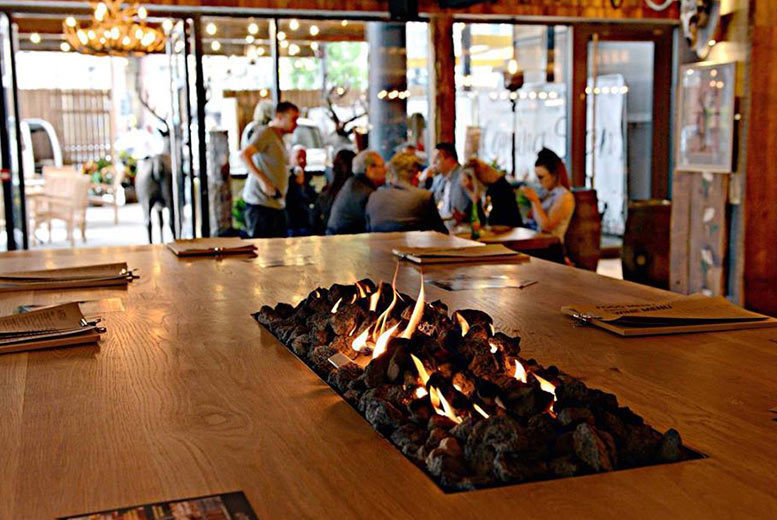 Restaurants & Bars: Sharing Platter & Cocktails for 2 @ Antler - Prosecco Upgrade!