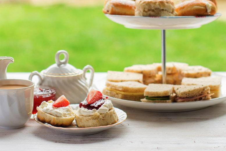 Restaurants & Bars: Afternoon Tea for 2 @ Scrumptious Café, Sheffield