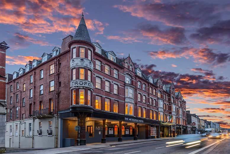 Restaurants & Bars: Afternoon Tea & Leisure Access For 2 @ 4* Metropole Hotel, Cork