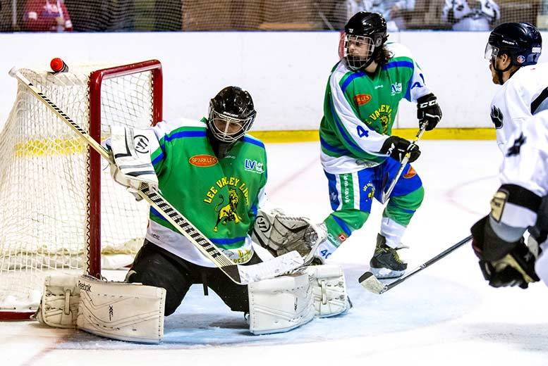Sports & Adventure: Lee Valley Lions Ice Hockey Tkt - Multiple Dates!