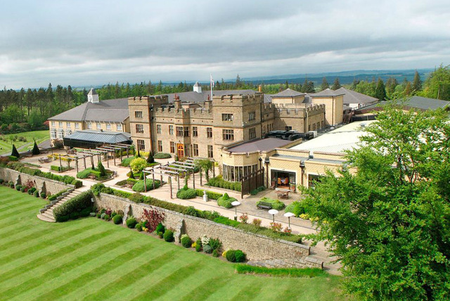 £99 instead of up to £215 for a 1nt break for 2 inc. 3-course dinner, breakfast and bottle of wine at Slaley Hall, Northumberland - save up to 54%