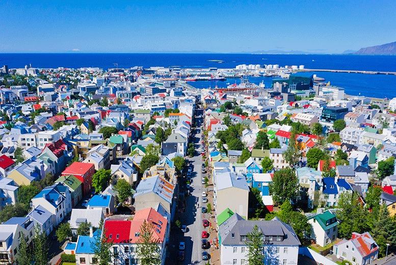European City Breaks: Iceland Getaway & Flights - Reykjavik City Stay!