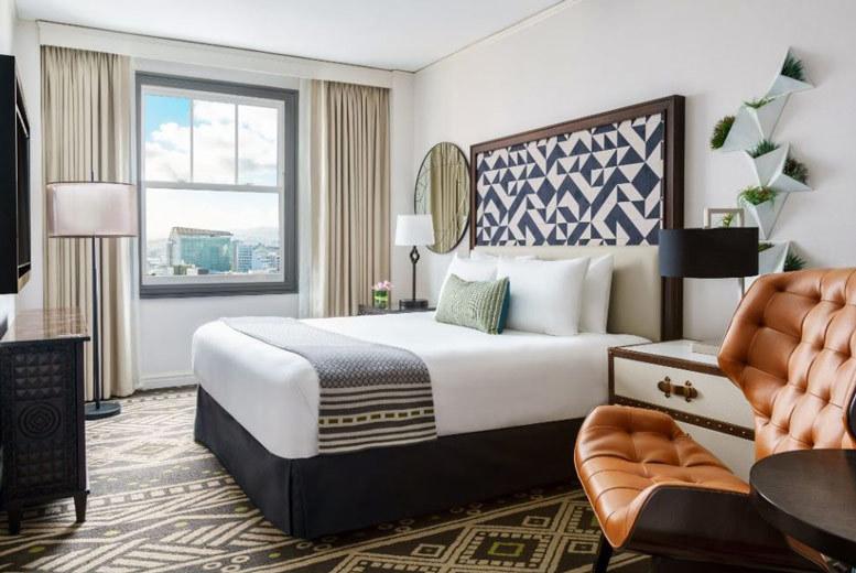 Long Haul & Cruises: 4* Central San Francisco Holiday & Flights - Award-Winning Hotel!
