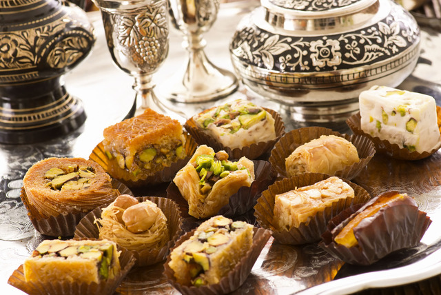 £19 instead of £43 for a Moroccan afternoon tea for 2 people or £24 to include a glass of Champagne each at El Cantara, Soho - save up to 56%