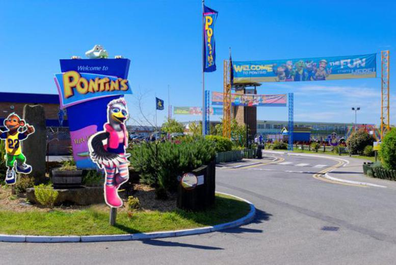 £39 instead of up to £110 (from Pontins) for a 2nt break for 4, or £49 for 6 inc. half-term dates at Southport holiday park - save up to 65%