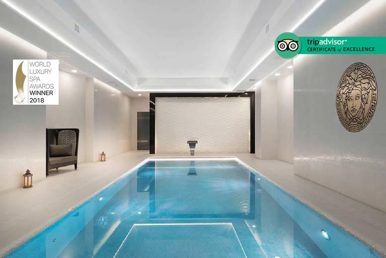 Beauty: 5* Spa Experience, Treatments & Voucher @ M By Montcalm, Shoreditch