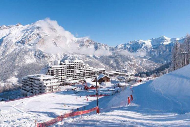 From £199pp (from Snowbizz) for a 7-night self-catered skiing break at Puy St Vincent in the Alps inc. flights - save up to 70%