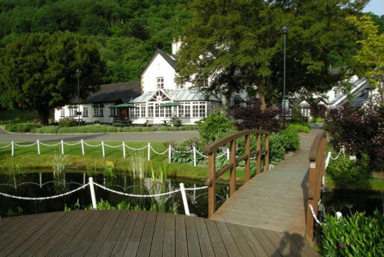 From £2599 for a full wedding package inc. drinks, wedding breakfast, evening buffet, DJ & more at the Wild Pheasant Hotel, Llangollen - save up to 50%
