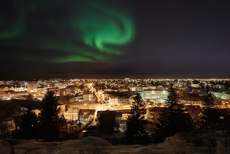 European City Breaks: 4* Iceland Christmas Markets, Breakfast & Flights