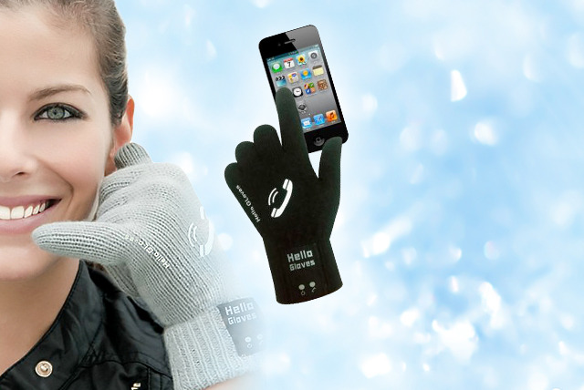 £14 instead of £59.99 (from Suga Rush Love) for a pair of Bluetooth speakerphone gloves - save 77%