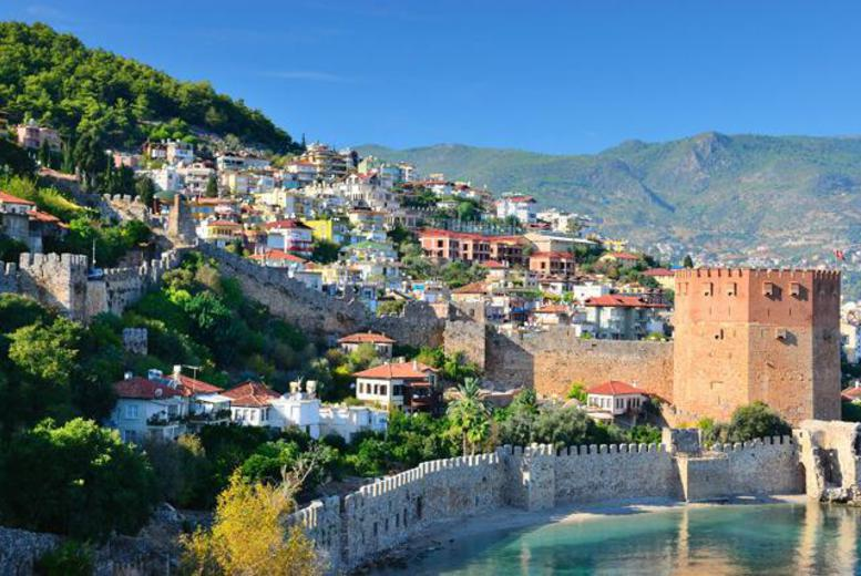 From £299pp instead of up to £482pp (from iFly) for a 7nt 5* all-inclusive Turkey break with flights - save up to 38%