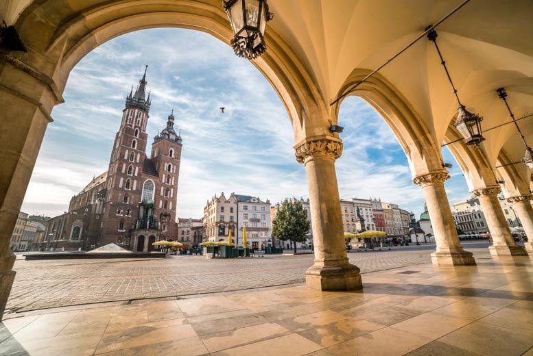 European City Breaks: 7nt Europe City Tour - Krakow, Brno, Bratislava, Vienna & Budapest!