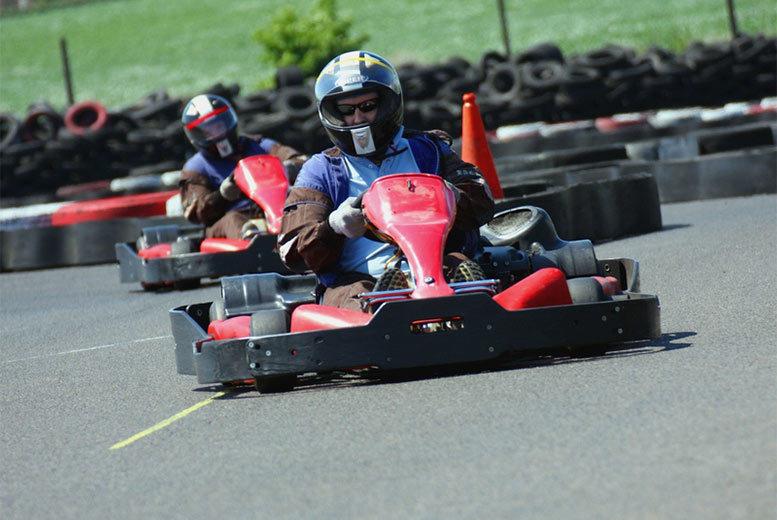 Activities: 1hr Go-Karting Experience @ Midland Karting, Lichfield