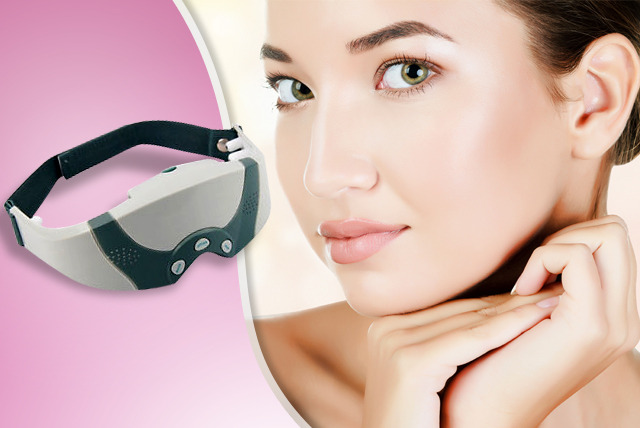£9 instead of £29.99 (from Quick Style) for a portable eye care massager - save 70%