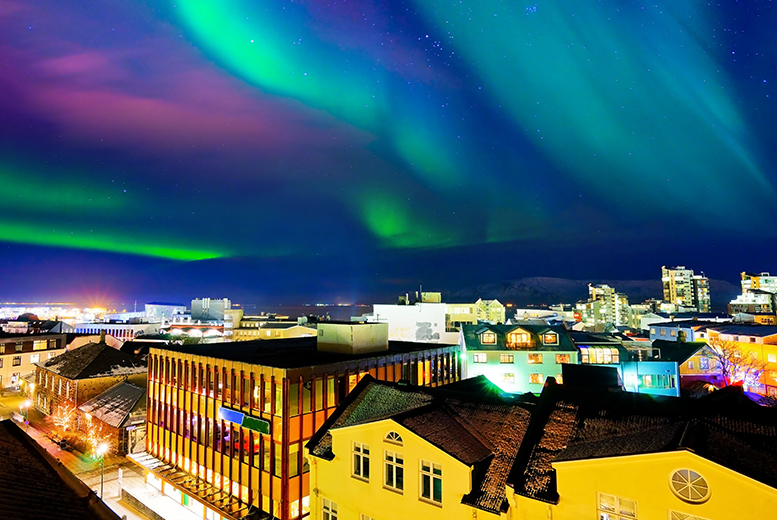 European City Breaks: Iceland Road Trip with Car Hire & Flights