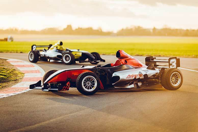 Activities: 14-Lap Formula F1000 Driving Experience