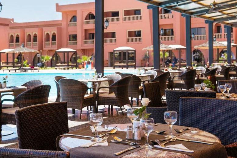 European City Breaks: 4* All-Inclusive Marrakech Spa Escape & Flights - Aqua Park!