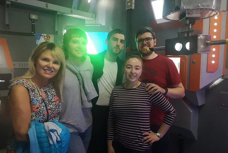 Activities: 1hr Escape Room Game @ iLocked, Nottingham – 4, 6 or 8 People!