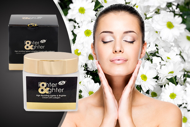 £16 instead of £59.95 (from The Beauty Challenge) for collagen cream with skin 'brightening agents' - save 73%