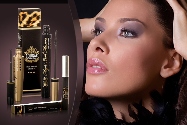 £9.99 instead of £42.98 (from Cougar Beauty Products) for a 3-piece eye makeup set inc. eyeliner, mascara & more - save 77%