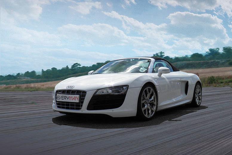 Activities: Supercar Driving Experience - Ferrari, Lambo or Aston Martin!