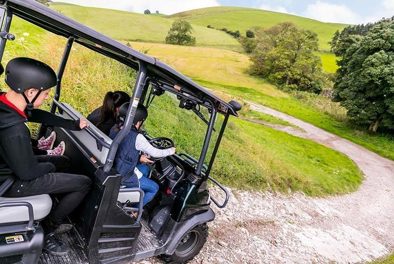 Activities: Junior Off-Road Driving Experience, Skipton