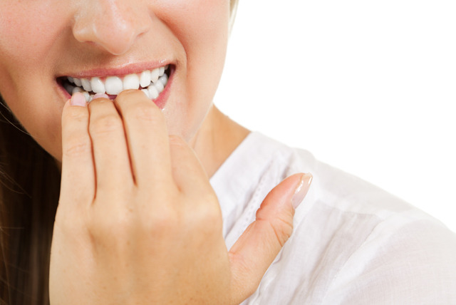 £4.99 instead of £9.99 (from Hypnoshop.com) for a Stop Nail Biting hypnotherapy download, £6.99 for a CD - save up to 50%