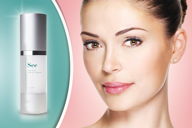 £19 instead of £100 (from Look Good Feel Fabulous) for a 30ml bottle of Ethos 'See' dark circle eye treatment - save a smooth 81% + DELIVERY INCLUDED!