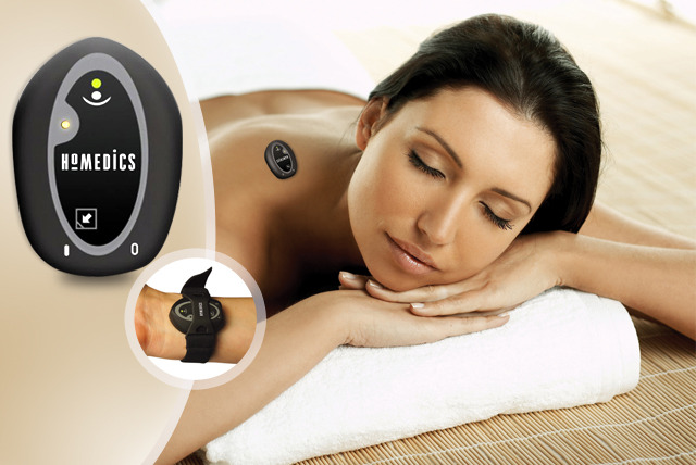 £24.99 instead of £47.04 for a Homedics iHeal unit from Wowcher Direct - save 47%
