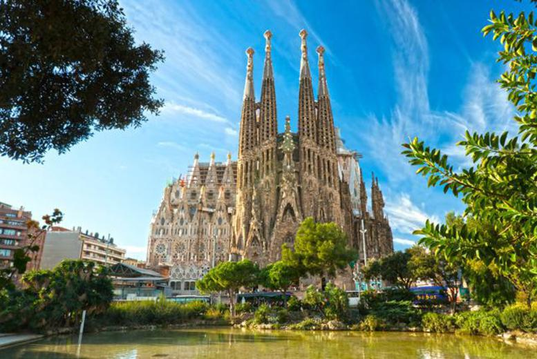 From £99pp (from Weekender Breaks) for a 2-night 4* Barcelona break including return flights, or from £139 for 3nts - save up to 37%