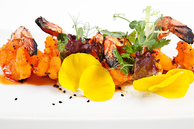 £19 instead of up to £53.35 for a gourmet Indian lunch for 2 with cocktails at Chakra, Notting Hill - save 64%
