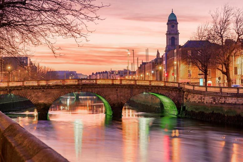 From £69pp (from Weekender Breaks) for an overnight Dublin escape with return flights - save up to 22% from Weekender Breaks