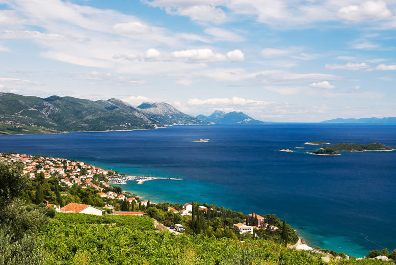 Beach Holidays: 4* All-Inclusive Beachfront Croatia Getaway & Flights - Summer 2020!