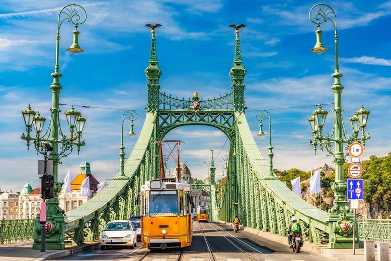 European City Breaks: 4* Luxury Budapest Christmas Market Break, Breakfast & Flights