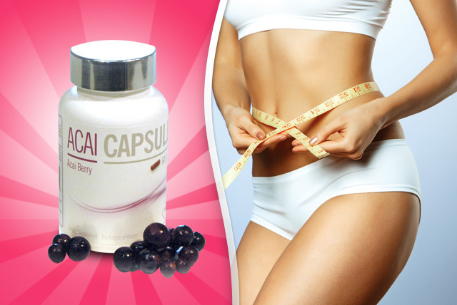 £8 instead of £22 (from GB Supplement) for 60 acai berry capsules by ViaWorx, or £16 for 180 capsules - save up to 64% + delivery is included