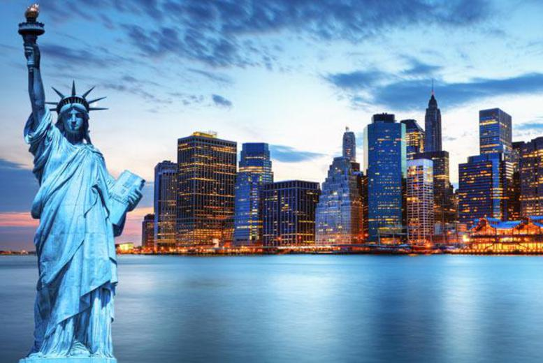 From £949pp for a 6nt New York & Miami break inc. flights, or from £1049pp for 8nts
