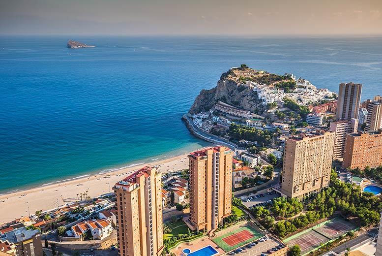 Beach Holidays: All-Inclusive Benidorm Break & Flights - Dates until Dec 2020!