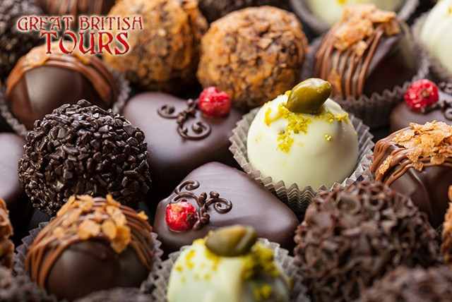£24 instead of £60 for a 2 1/2 hour Chocolate Tour of London for 2 with Great British Tours - see London's sweet sites and save 60%