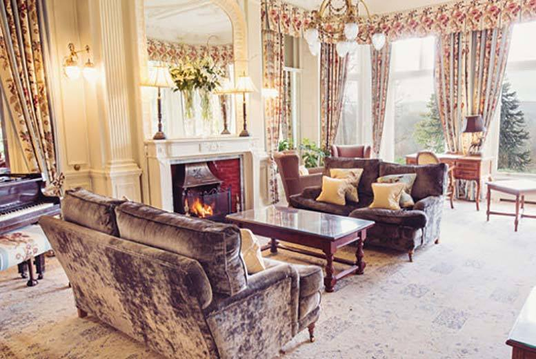 Spas & Country House: 4* Romantic Lake District Getaway for 2, Cream Tea & Cruise Option