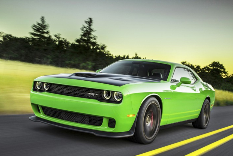 Activities: 3-Lap Dodge Hellcat Driving Experience - 15 Locations!