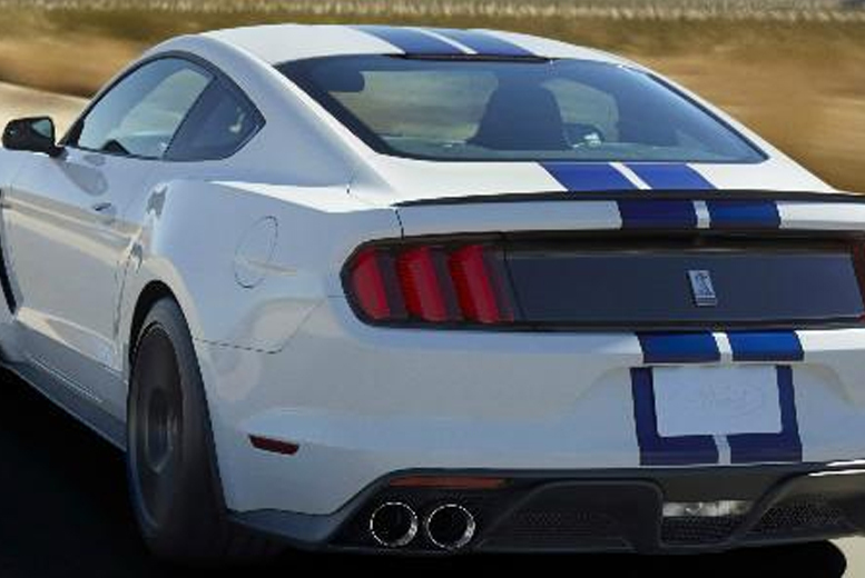 Activities: Mustang GT 500 Experience - 4 Locations!