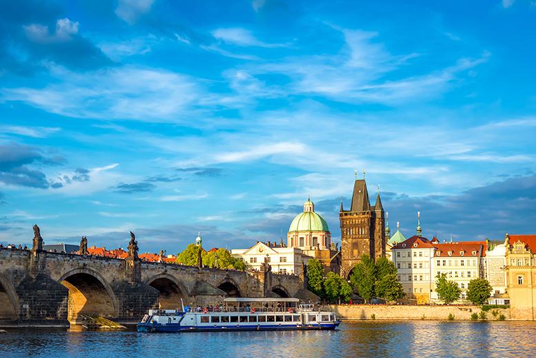 European City Breaks: 4* Central Prague Getaway & Flights - Courtyard by Marriott!
