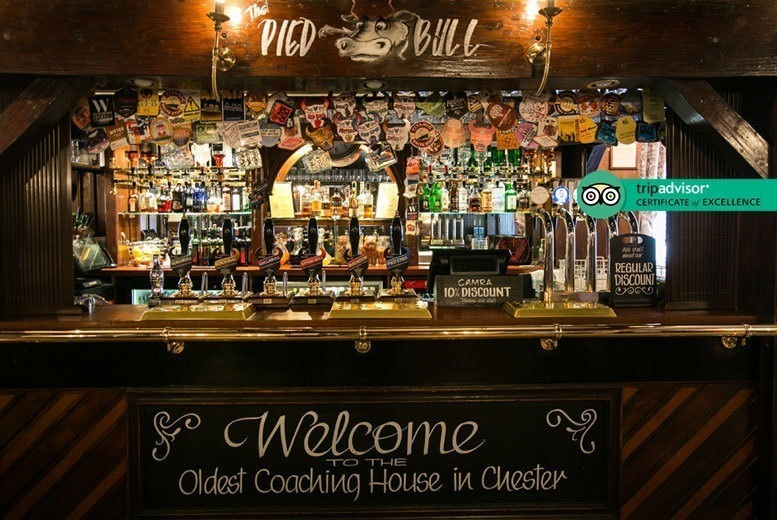 Food and Drink: Brewery Tour, Beer Tasting & Lunch for 2 @ The Pied Bull
