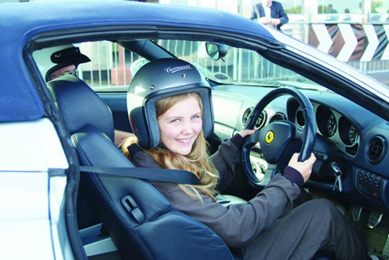 Activities: Junior Supercar Driving Experience @ Everyman Racing - 5 Locations!