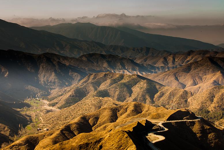 European City Breaks: Atlas Mountains Traditional Moroccan Riad Stay, Breakfast & Flights